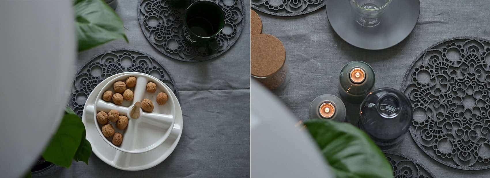 podkładka filcowa mandala