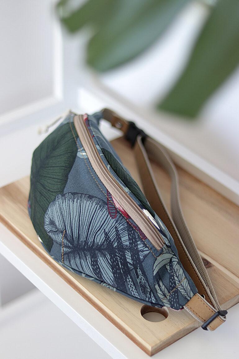 Zobacz piękną nerkę z liściastym motywem – limitowana edycja